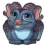 Icy Quoll Mini Mythic