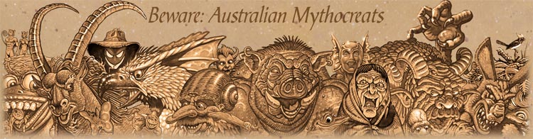 Australian mythocreats