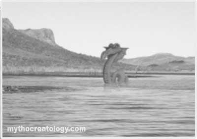 Cryptozoology Australian Loch Ness Monster