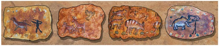 Mythocreat Rock Paintings