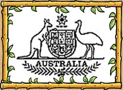 Australian Facts Coat of Arms